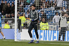 Real Madrid v SD Huesca 01 April 2019