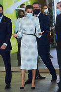 112520 Queen Letizia attends the Opening of the Tourism Innovation Summit (TIS 2020)