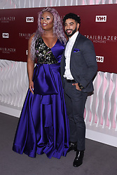 February 20, 2019 - Peppermint and LAITH ASHLEY attends VH1 Trailblazer Honors celebrate female empowerment held at Wilshire Ebell Theatre. (Credit Image: © Billy Bennight/ZUMA Wire)