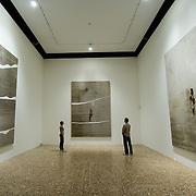Julian Schnabel at Biennale Venice