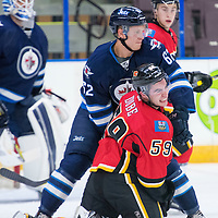 1_Calgary Flames v Winnipeg Jets