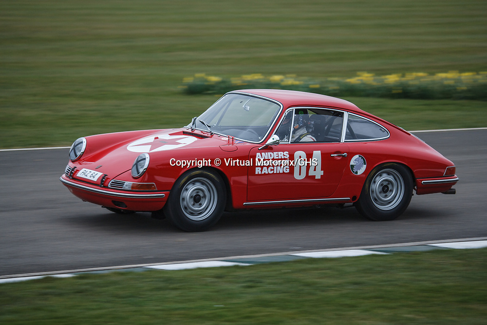 #64, Porsche 901 (1964), confirmed driver: Lee Maxted-Page at Goodwood 76th Members Meeting, Goodwood Motor Circuit, on 17.03.2018