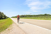Highway 3, between Tisdale and Hudson Bay