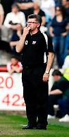 Photo: Alan Crowhurst.<br />Brentford v Nottingham Forest. Coca Cola League 1. 14/04/2007. Brentford caretaker manager Barry Quin.