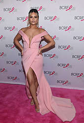 Breast Cancer Research Foundation's 2019 Hot Pink Party at Park Avenue Armory. 15 May 2019 Pictured: Pia Toscano. Photo credit: imageSPACE / MEGA TheMegaAgency.com +1 888 505 6342