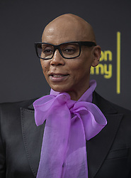 September 14, 2019, Los Angeles, California, United States of America: RuPaul at the red carpet of the 2019 Creative Arts Emmy Awards on Saturday September 14, 2019 at the Microsoft Theater in Los Angeles, California. JAVIER ROJAS/PI (Credit Image: © Prensa Internacional via ZUMA Wire)