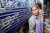 The Market in the Train Station - Samut Songkhram