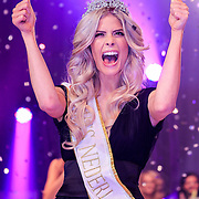 NLD/Bunnik/20121210 - Finale Miss Nederland 2013, Miss Noord Holland Stephanie Tency is gaat naar Miss Universe
