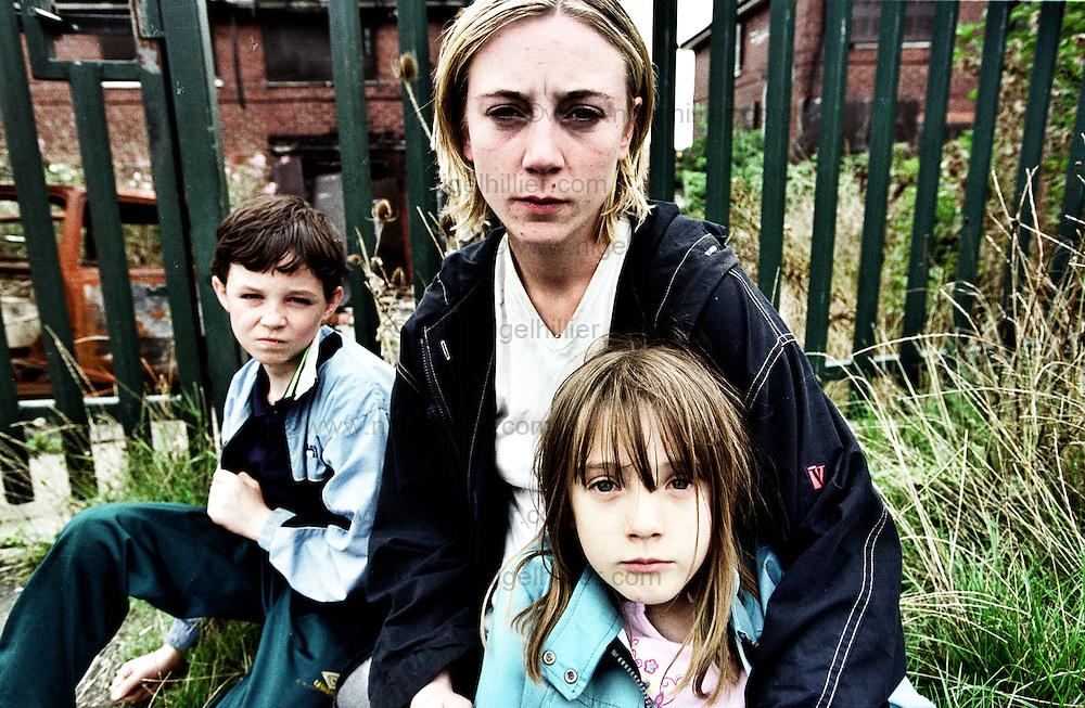 Tina Takes A break. Channel 4 Film stills