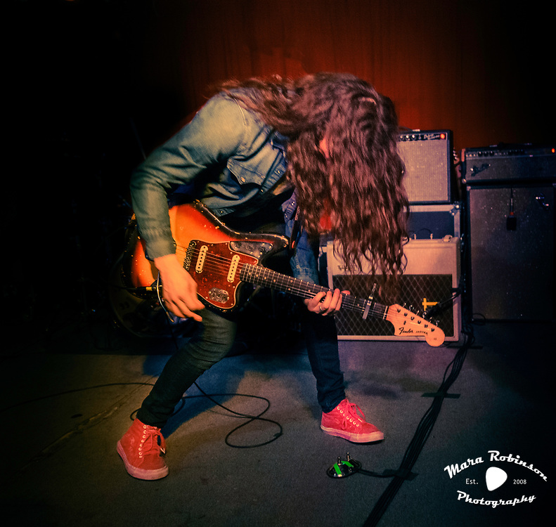 Kurt Vile live at the Grog Shop, concert photography by Akron music photographer, Cleveland music photographer Mara Robinson