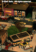 Roadside America Miniature Train Village, Shartlesville, Berks Co., PA