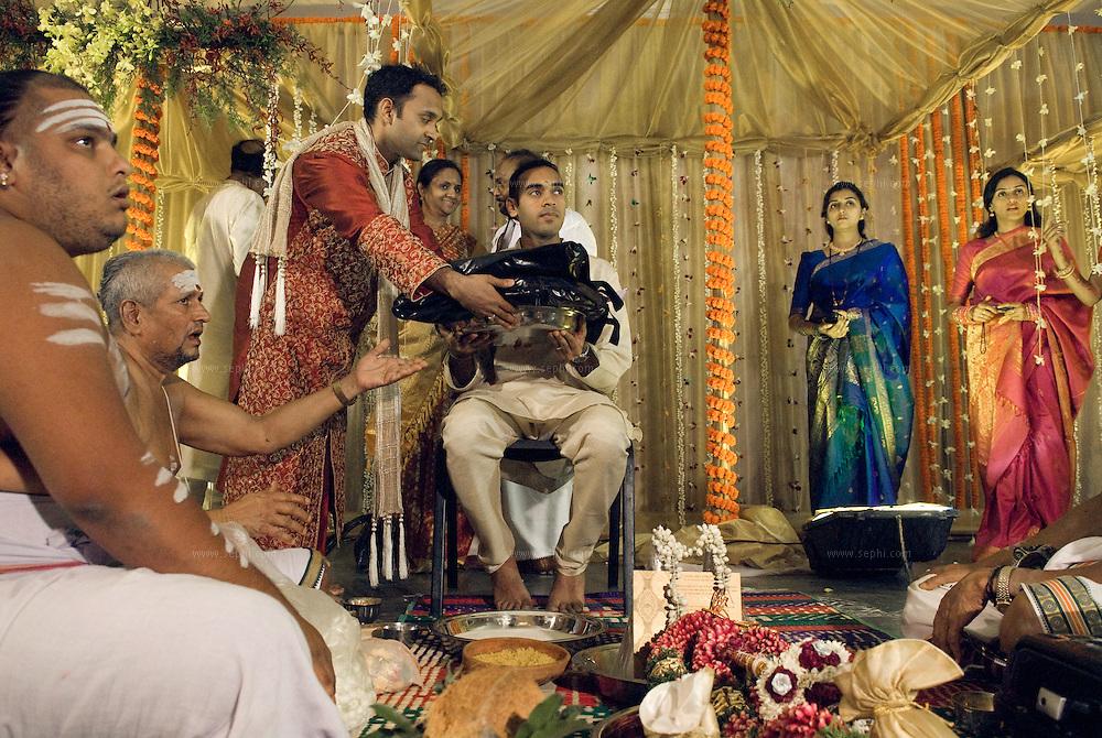 South Indian Tamil Brahmin Wedding