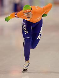 13-01-2013 SCHAATSEN: EK ALLROUND: HEERENVEEN<br /> NED, Speedskating EC Allround Thialf Heerenveen / 10000 men - Jan Blokhuijsen<br /> ©2013-FotoHoogendoorn.nl