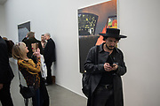 TADEO ROMERA, Dexter Dalwood private view, Simon Lee Gallery, 28 February 2019