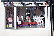 Adult shop, Upper Orwell Street, Ipswich, Suffolk