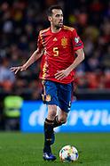 Spain v Norway MB Media