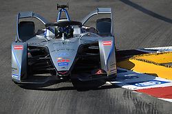 May 11, 2019 - Monaco, Monaco - 19 Brasilian driver Felipe Massa of Venturi Formula E Team drive her single-seater during the 3rd edition of Monaco E-Prix, in port neighborhood in Monaco, France  (Credit Image: © Andrea Diodato/NurPhoto via ZUMA Press)