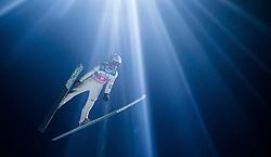 06.01.2015, Paul Ausserleitner Schanze, Bischofshofen, AUT, FIS Ski Sprung Weltcup, 63. Vierschanzentournee, Finale, im Bild Piotr Zyla (POL) // Piotr Zyla of Poland during Final Jump of 63rd Four Hills <br /> Tournament of FIS Ski Jumping World Cup at the Paul Ausserleitner Schanze, Bischofshofen, Austria on 2015/01/06. EXPA Pictures © 2015, PhotoCredit: EXPA/ JFK