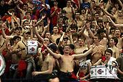 DESCRIZIONE : MOSCOW FINAL FOUR EUROLEAGUE 2005<br /> GIOCATORE :  TIFOSI CSKA MOSCA<br /> SQUADRA : CSKA MOSCA<br /> EVENTO : FINAL FOUR EUROLEAGUE 2005<br /> GARA : CSKA MOSCOW MOSCA-TAU VITORIA<br /> DATA : 06/05/2005 <br /> CATEGORIA : Tifosi<br /> SPORT : Pallacanestro <br /> AUTORE : Agenzia Ciamillo-Castoria/P.Lazzeroni