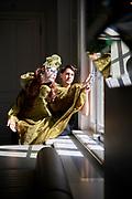 Opernregisseur und Puppenspieler Nikolaus Habjan. Er inszeniert am KTB die Haendel-Oper Alcina. © Adrian Moser / Tamedia AG