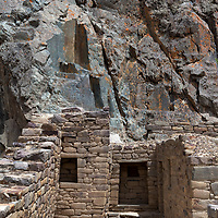"""According to """"Wikipedia"""" - During the Inca Empire, Ollantaytambo was the royal estate of Emperor Pachacuti who conquered the region, built the town and a ceremonial center. At the time of the Spanish conquest of Peru it served as a stronghold for Manco Inca Yupanqui, leader of the Inca resistance."""