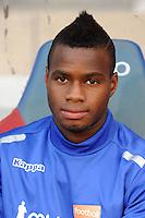 Lassana COULIBALY - 23.09.2015 - Lyon / Bastia - 7eme journee de Ligue 1<br />Photo : Jean Paul Thomas / Icon Sport