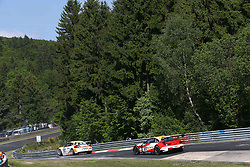 May 25, 2017 - Nurburgring, ALLEMAGNE - 42 BMW TEAM SCHNITZER (DEU) BMW M6 GT3 SP8 MARCO WITTMANN (DEU) TOM BLOMQVIST (GBR) MARTIN TOMCZYK (DEU) AUGUSTO FARFUS (BRA (Credit Image: © Panoramic via ZUMA Press)