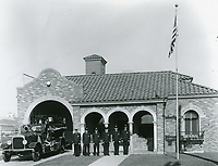 1928 Fire Station #51 on Van Ness Ave.