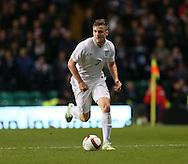 England's Luke Shaw in action<br /> <br /> - International Friendly - Scotland vs England- Celtic Park - Glasgow - Scotland - 18th November 2014  - Picture David Klein/Sportimage