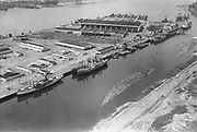 "Ackroyd 03600-8 ""aerials Swan Island. May 9, 1952"""