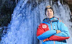 02.12.2015, Lillehammer, NOR, OESV, Nordische Kombinierer, Fotoshooting, im Bild Mario Seidl (AUT) // Mario Seidl of Austria during the Photoshooting of the Ski Austria Nordic Combined Team in Lillehammer on 2015/12/02 . EXPA Pictures © 2015, PhotoCredit: EXPA/ JFK