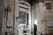 Israel, Haifa, Stella Maris Carmelite Church, Mt. Carmel