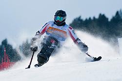 BAYINFIRLI Erik, TUR, Slalom, 2013 IPC Alpine Skiing World Championships, La Molina, Spain