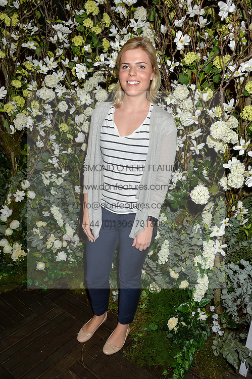 OCTAVIA GRAY at The Ivy Kensington Brasserie International Women's Day & Terrace Launch Party held at The Ivy Kensington Brasserie, 96 Kensington High Street, London on 8th March 2016.