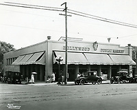 1922 Hollywood Public Market at Hollywood Blvd. & Wilcox Ave.