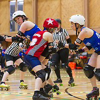 03 Dublin Roller Derby vs Dock City Rollers