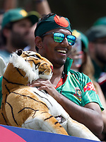 Cricket - 2019 ICC Cricket World Cup - Group Stage: Pakistan vs. Bangladesh<br /> <br /> Bangladesh fans in the crowd<br /> at Lord's<br /> <br />  colorsport/winston bynorth