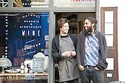Brixton Market in Brixton, London.<br /> CREDIT: Vanessa Berberian for The Wall Street Journal<br /> HIPLONDON