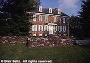Hope Lodge, Colonial Mansion of Samuel Morris, Whitemarsh Estate, Montgomery Co., SE PA