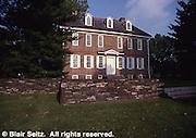 Hope Lodge, Colonial Mansion of Samuel Morris, Whitemarsh Estate, Montgomery Co., SE PA