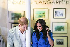 Prince Harry and Meghan Duchess of Sussex celebrate 2 years of marriage