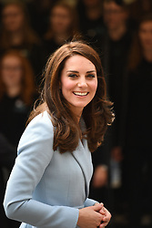 The Duchess of Cambridge touring a cycling themed festival in Place de Clairefontaine during a day of visits in Luxembourg where she is attending commemorations marking the 150th anniversary 1867 Treaty of London, that confirmed the country's independence and neutrality.