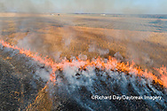 63863-03005 Prescribed Burn by IDNR Prairie Ridge State Natural Area Marion Co. IL