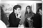 Jay McCuinerg and Mr Norman Mailek, actors studio film benefit, Peter Max Sallen© Copyright Photograph by Dafydd Jones 66 Stockwell Park Rd. London SW9 0DA Tel 020 7733 0108 www.dafjones.com