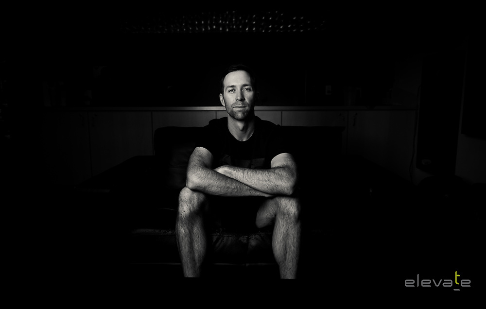 Jay English, co-founder of Elevate PHW in Albuquerque, NM. Photo by Mike Radigan, Rad5 Media. All Rights reserved.