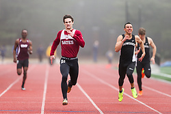 mens 400 meters, Bates, Maine State Outdoor Track & Field Championships
