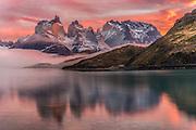 Torres Del Paine National Park Chile