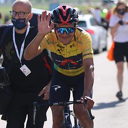 ANDERMATT (SUI) CYCLING<br /> Tour de Suisse stage 8<br /> <br /> Richard Carapaz (Ecuador / Team Ineos)