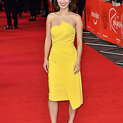 Jing Lusi, attend The Romanoffs - World Premiere at CURZON MAYFAIR, London, Uk. 2nd October 2018.