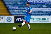 Jordan Keane. Stockport County 3-1 Guiseley AFC. Buildbase FA Trophy. 19.12.20